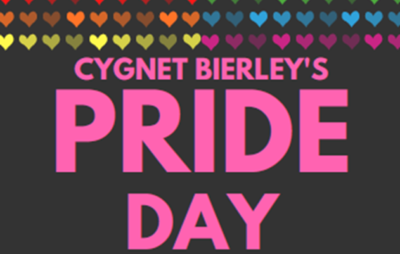 Have a look and see how Cygnet Bierley have celebrated Pride in 2021!