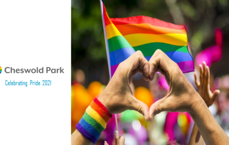 Have a look and see how Cheswold Park have celebrated Pride in 2021!